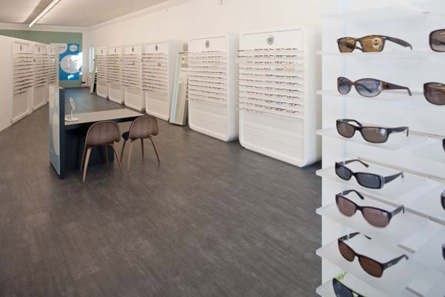 AllesBrille Laden in Berlin Charlottenburg in der Otto-Suhr-Allee